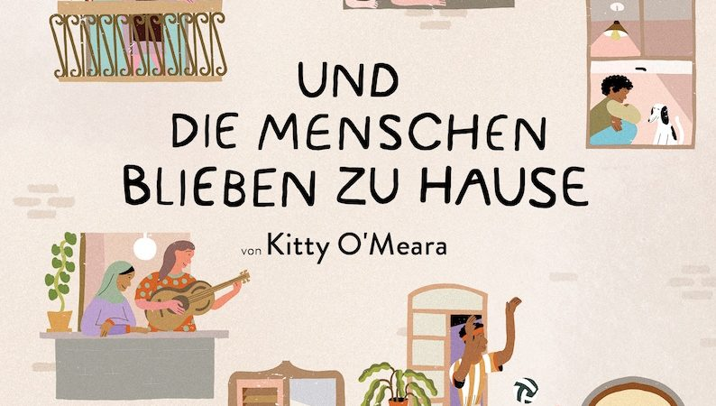 Tolle Bilder und Gedanken in der Krise: Buchtipp Kitty O`Meara