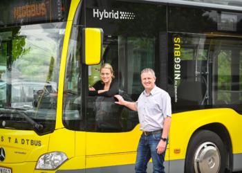 Christine und Gerhard Pertoll von Niggbus