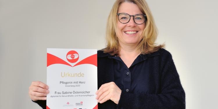 Sabine Österreicher aus Dornbirn