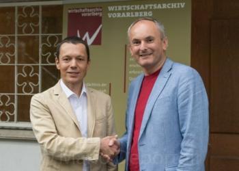 Christian Feurstein und Gerhard Siegl