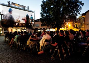 Rankweil, Kino, Filme unter Sterne