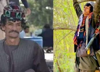 Khasha Zwan - von den Taliban ermordeter Comedian